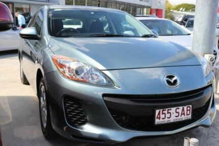 2011 Mazda 3 BL10F1 MY10 Neo Activematic Grey 5 Speed Sports Automatic Hatchback Mount Gravatt Brisbane South East Preview