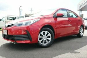 2017 Toyota Corolla ZRE172R Ascent S-CVT Red 7 Speed Constant Variable Sedan Earlville Cairns City Preview