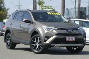 2018 Toyota RAV4 ZSA42R GXL 2WD Liquid Bronze 7 Speed Constant Variable Wagon Upper Mount Gravatt Brisbane South East Preview