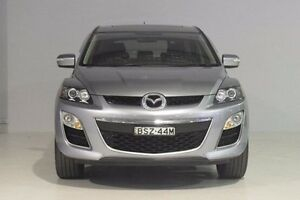 2010 Mazda CX-7 ER1032 Luxury Activematic Sports Silver 6 Speed Sports Automatic Wagon Wadalba Wyong Area Preview