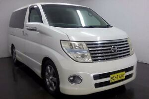 2005 Nissan Elgrand E51 Highwaystar Automatic Wagon Cabramatta Fairfield Area Preview