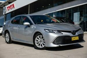 2019 Toyota Camry ASV70R Ascent Silver 6 Speed Sports Automatic Sedan Castle Hill The Hills District Preview