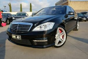 2011 Mercedes-Benz S-Class W221 MY10 S63 AMG Black 7 Speed Sports Automatic Sedan Dandenong Greater Dandenong Preview