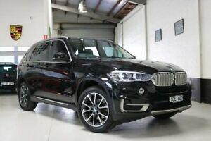 2014 BMW X5 F15 sDrive25d Black 8 Speed Automatic Wagon West Melbourne Melbourne City Preview