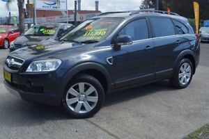 2007 Holden Captiva CG LX Grey Sports Automatic Wagon Oak Flats Shellharbour Area Preview