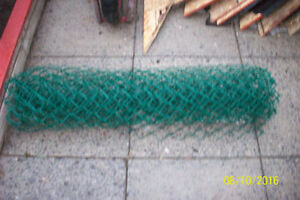 Chain link fence (approx. 15 feet roll) (Aylmer)