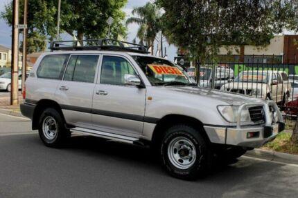 2000 Toyota Landcruiser HZJ105R GXL (4x4) Gold 4 Speed Automatic 4x4 Wagon