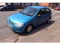 Vauxhall Corsa 1.0 i Life 3dr 2003 Blu 67000 miles warranty ,