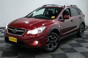 2013 Subaru XV G4X MY13 2.0i-L Lineartronic AWD Red/Black 6 Speed Constant Variable Wagon Edgewater Joondalup Area Preview