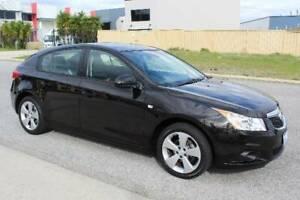 2012 Holden Cruze CD EQUIPE Automatic Hatchback Wangara Wanneroo Area Preview