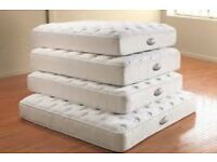 Mattress single / double / King size all brand new