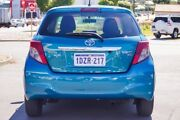 2012 Toyota Yaris NCP131R YRS Celestial Blue 5 Speed Manual Hatchback Osborne Park Stirling Area Preview