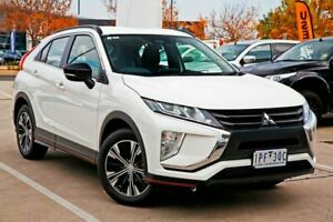 2018 Mitsubishi Eclipse Cross YA MY18 ES 2WD Starlight 8 Speed Constant Variable Wagon Strathmore Heights Moonee Valley Preview