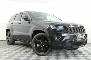 2015 Jeep Grand Cherokee WK MY15 Blackhawk Black 8 Speed Sports Automatic Wagon Wayville Unley Area Preview