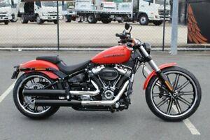 2020 Harley-Davidson FXBRS Breakout S (114) (Solid) Nerang Gold Coast West Preview