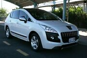 2010 Peugeot 3008 T8 XTE SUV EGC White 6 Speed Sports Automatic Single Clutch Hatchback Townsville Townsville City Preview