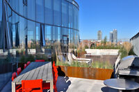 Stunning view, Great location in Clean New building.