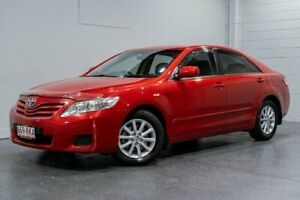 2010 Toyota Camry ACV40R 09 Upgrade Altise Maroon 5 Speed Automatic Sedan Woodridge Logan Area Preview