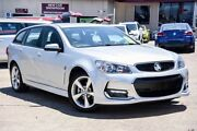 2016 Holden Commodore VF II MY16 SV6 Sportwagon Silver 6 Speed Sports Automatic Wagon Blacktown Blacktown Area Preview