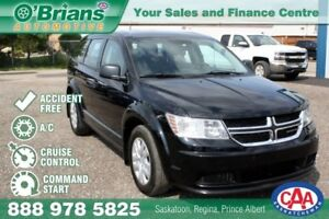 2015 Dodge Journey CVP - Accident Free w/Command Start