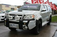 2007 Toyota Hilux KUN26R MY07 SR5 Silver 5 Speed Manual Utility Altona North Hobsons Bay Area Preview