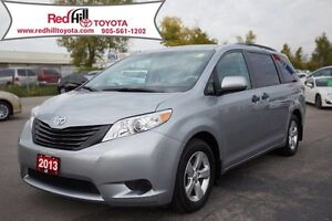 2013 Toyota Sienna LE 7-PASS FWD