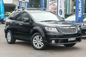 2013 Subaru Tribeca B9 MY13 R AWD Premium Pack Black 5 Speed Sports Automatic Wagon Brookvale Manly Area Preview