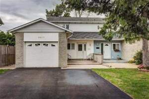 Beautiful Home In Sought After Erindale Community, Must See!