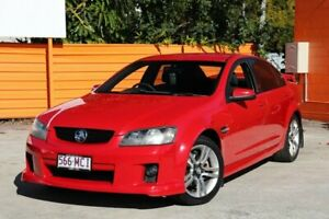 2007 Holden Commodore VE SV6 Red 5 Speed Sports Automatic Sedan Greenslopes Brisbane South West Preview