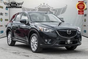 2013 Mazda CX-5 GT NAVIGATION SUNROOF LEATHER BACK-UP CAMERA AWD