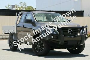 2019 Mazda BT-50 UR0YG1 XT Freestyle White 6 Speed Sports Automatic Cab Chassis Capalaba Brisbane South East Preview