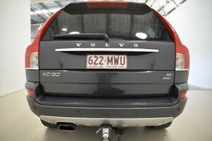 2010 Volvo XC90 P28 MY10 Executive Geartronic Grey 6 Speed Sports Automatic Wagon Mansfield Brisbane South East Preview