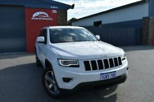 2013 Jeep Grand Cherokee Laredo Auto 4x4 White