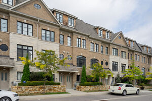 LUXURY FREE HOLD TOWNHOME