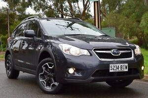 2012 Subaru XV G4X MY12 2.0i Lineartronic AWD Grey 6 Speed Constant Variable Wagon St Marys Mitcham Area Preview