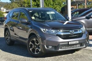 2018 Honda CR-V RW MY19 VTi-E FWD Modern Steel 1 Speed Constant Variable Wagon Wyoming Gosford Area Preview