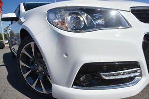 2014 Holden Ute VF MY14 SS V Ute White 6 Speed Manual Utility Mindarie Wanneroo Area Preview