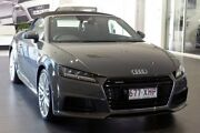 2016 Audi TT FV MY16 S Line S tronic quattro Grey 6 Speed Sports Automatic Dual Clutch Roadster Southport Gold Coast City Preview