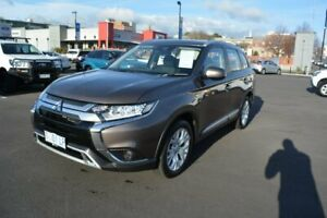 2019 Mitsubishi Outlander ZL MY19 ES AWD Brown 6 Speed Constant Variable Wagon Launceston Launceston Area Preview