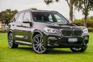 2019 BMW X3 G01 M40i Steptronic Black 8 Speed Automatic Wagon Burswood Victoria Park Area Preview