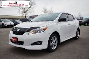 2013 Toyota Matrix SPORT