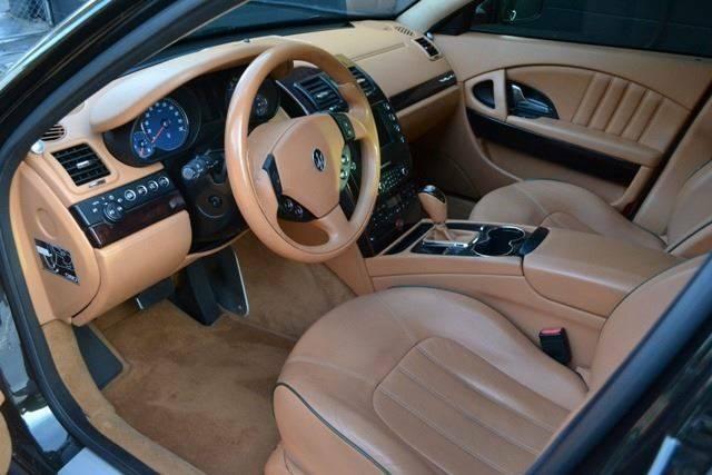 Image 9 Voiture American used Maserati Quattroporte 2011