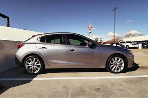 2014 Mazda 3 BM SP25 GT Silver 6 Speed Automatic Hatchback Haymarket Inner Sydney Preview