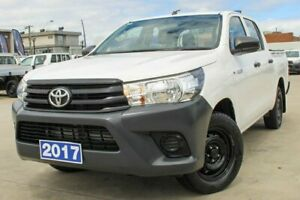 FROM $118 P/WEEK ON FINANCE* 2017 TOYOTA HILUX Coburg Moreland Area Preview