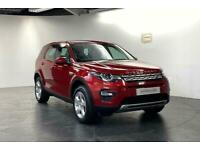 2016 Land Rover Discovery Sport 2.0 Td4 Hse 5Dr [5 Seat] Station Wagon Diesel Ma