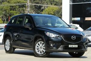 2014 Mazda CX-5 MY13 Upgrade Maxx Sport (4x2) Black 6 Speed Automatic Wagon Wyong Wyong Area Preview