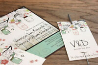 2Twisted Design Studio - Wedding Stationery
