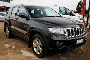 2013 Jeep Grand Cherokee WK MY2013 Laredo Grey 5 Speed Sports Automatic Wagon Preston Darebin Area Preview