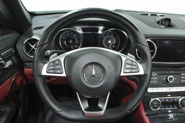 Image 21 Voiture Européenne d'occasion Mercedes-Benz SL-Class 2017