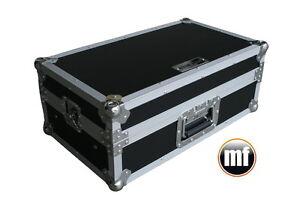 6 HE Mixercase Mischpultcase Rack Flightcase 19